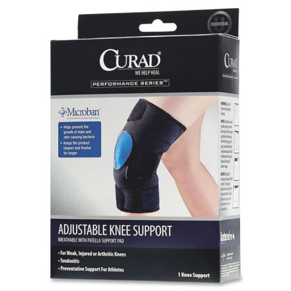 Curad Microban Knee Support