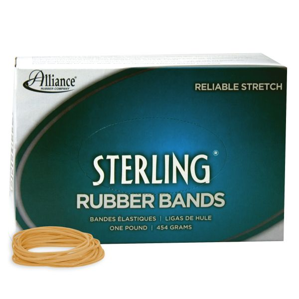 Sterling #18 Rubber Bands