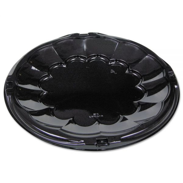 Pactiv Round SmartLock CaterWare Trays