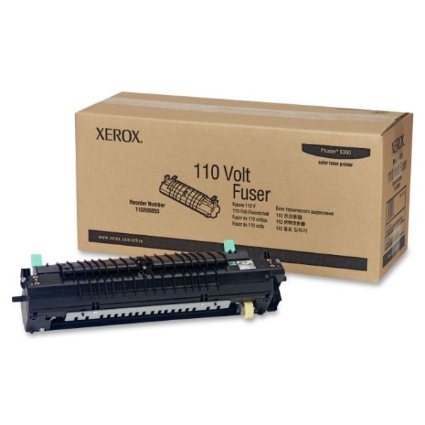 Xerox 110V Fuser For Phaser 6360 Printer