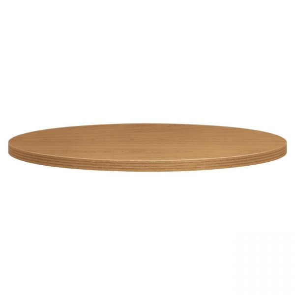"HON Preside Laminate Table Top | Round | 42"" Diameter"