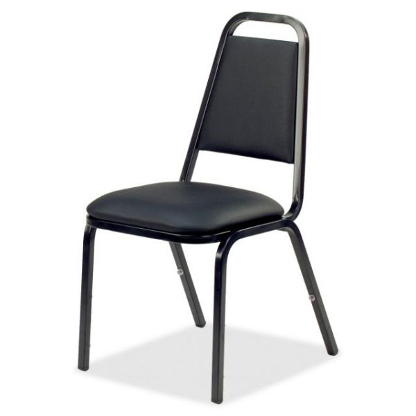 Lorell 8926 Vinyl Stacking Chairs
