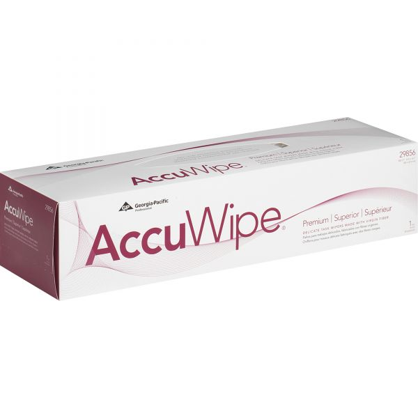 AccuWipe Prem Delicate Task Wipers