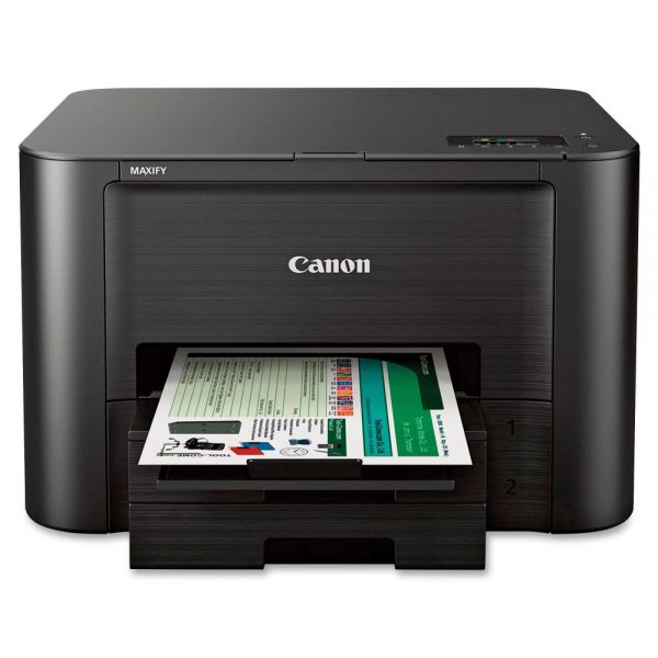 Canon MAXIFY iB4020 Inkjet Printer - Color - 600 x 1200 dpi Print - Plain Paper Print - Desktop