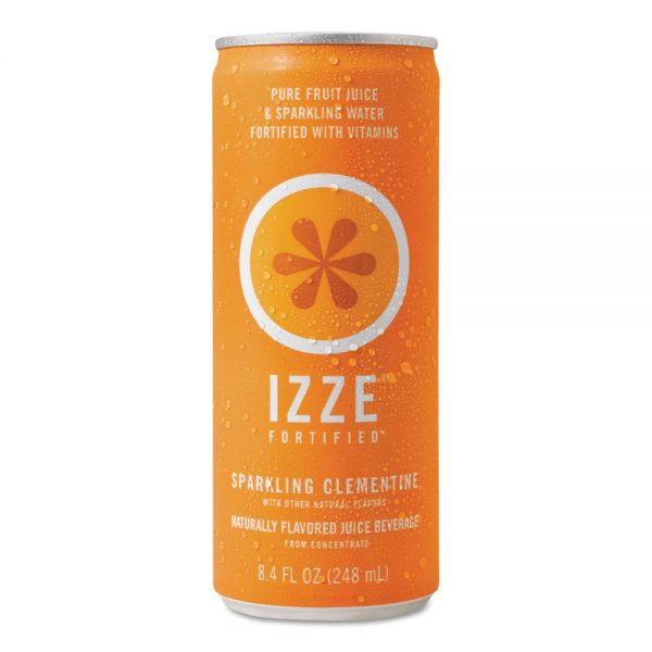 IZZE Fortified Sparkling Juice
