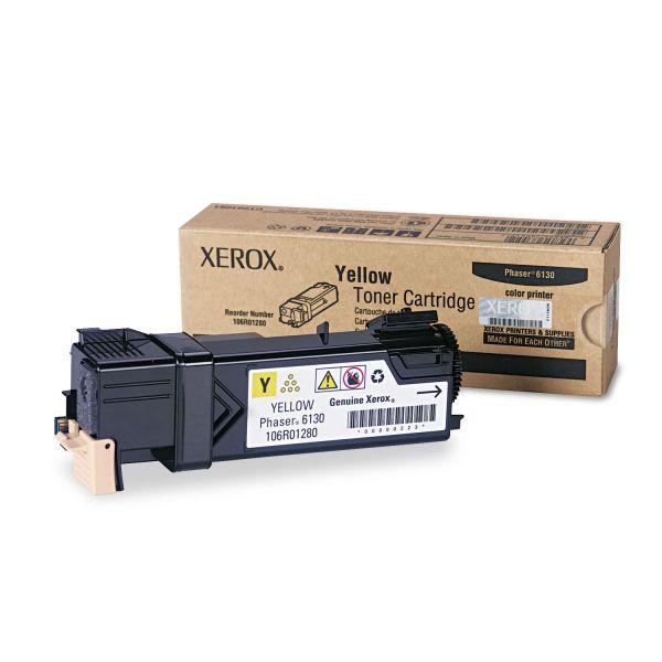 Xerox 106R01280 Yellow Toner Cartridge