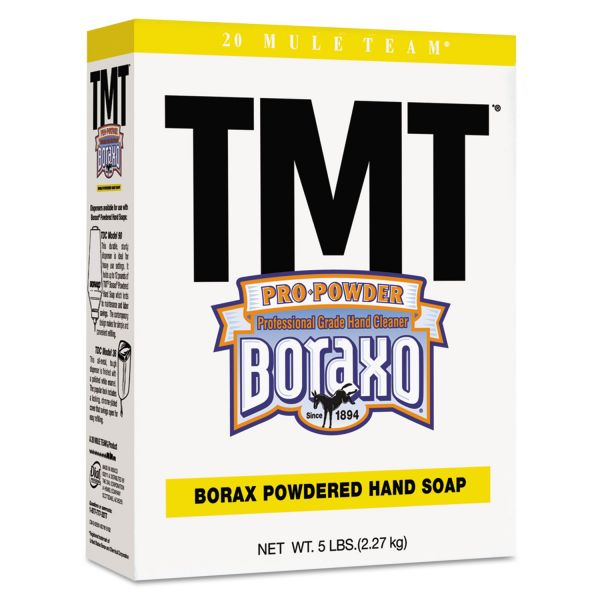 Boraxo TMT Powdered Hand Soap