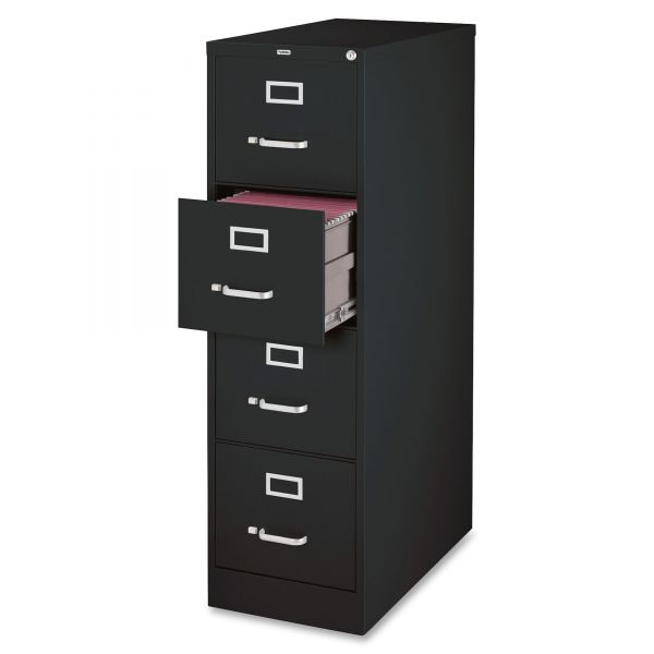 Lorell 4 Drawer Vertical File Cabinet