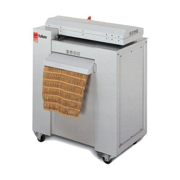 Martin Yale Pacmaster Packaging Material Cross Cut Shredder