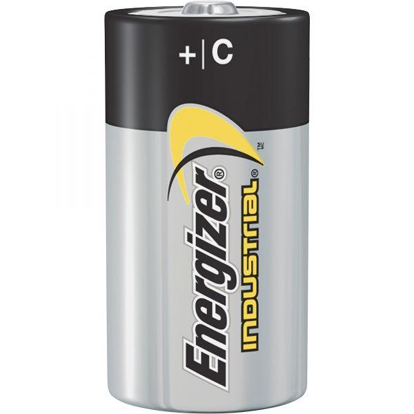 Energizer Industrial C Batteries