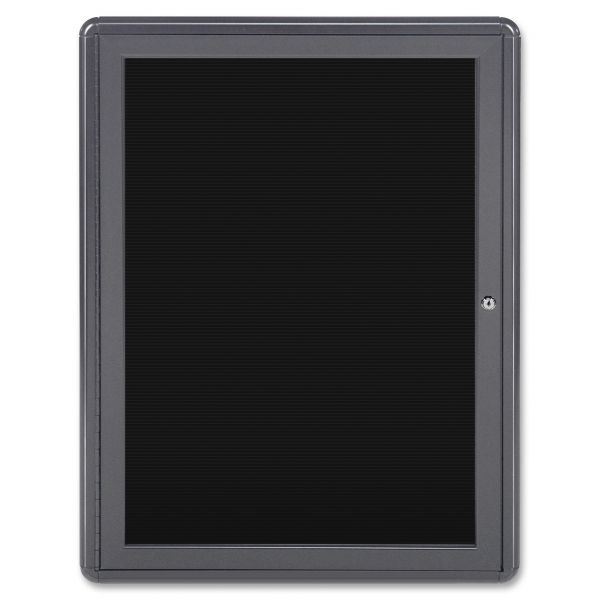 Ghent 1-door Ovation Enclosed Letterboard
