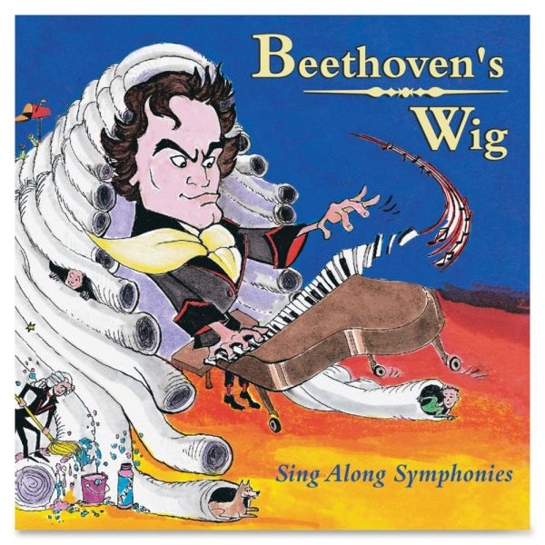 Flipside Sing Along Beethoven's Wig CD - Music Training Course