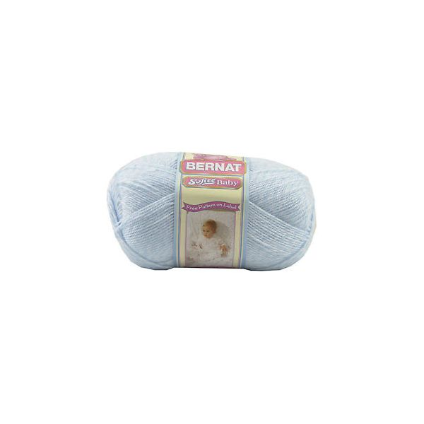 Bernat Softee Baby Yarn - Baby Denim Marl