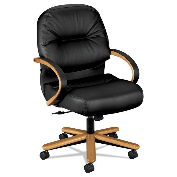 HON Pillow-Soft 2192 Series Mid-Back Office Chair