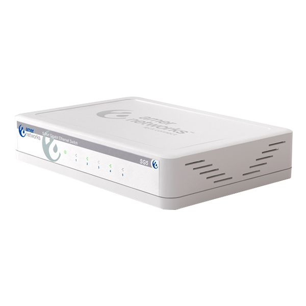 Amer 5 Port Gigabit Ethernet Switch