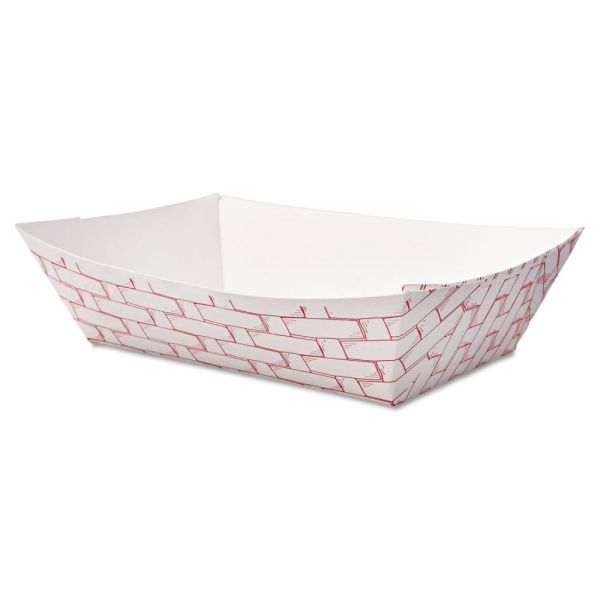Boardwalk 2 lb Paper Food Baskets