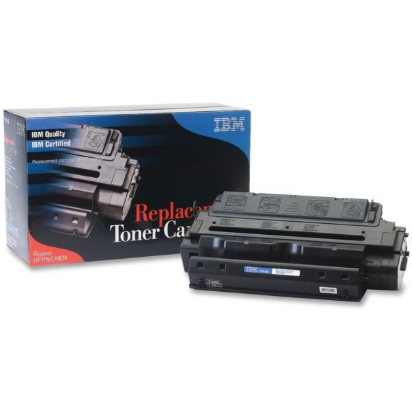 IBM Remanufactured HP C4182X Black Toner Cartridge