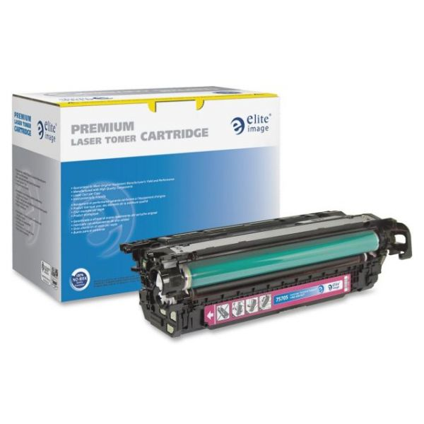 Elite Image Remanufactured HP CE263A Toner Cartridge