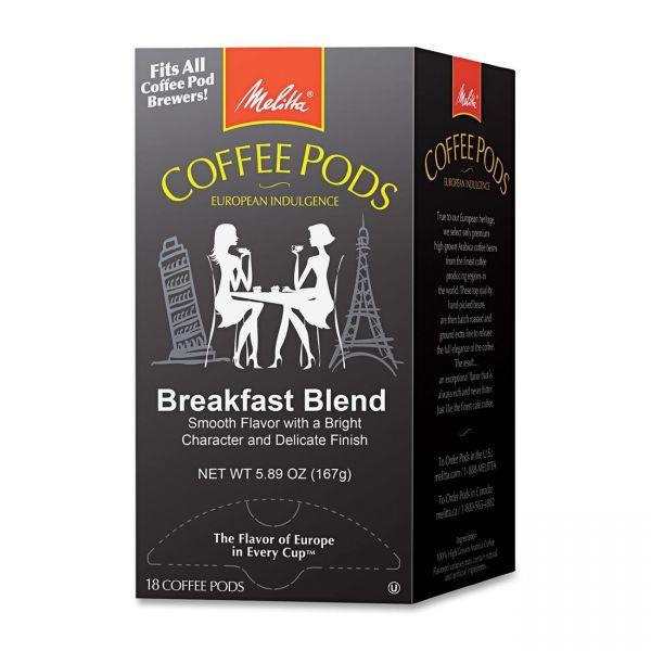 Melitta Single Cup Coffee Pods