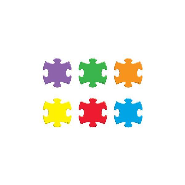 Trend Mini Accent Puzzle Pieces