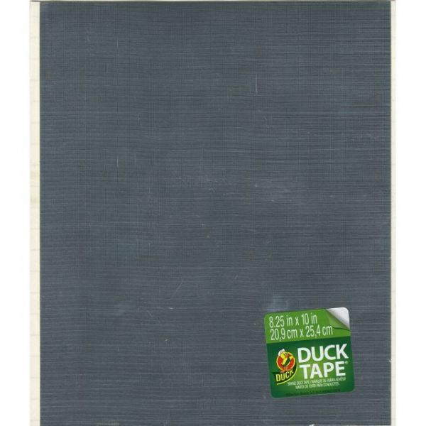 "Duck Tape Sheet Single 8.25""X10"""