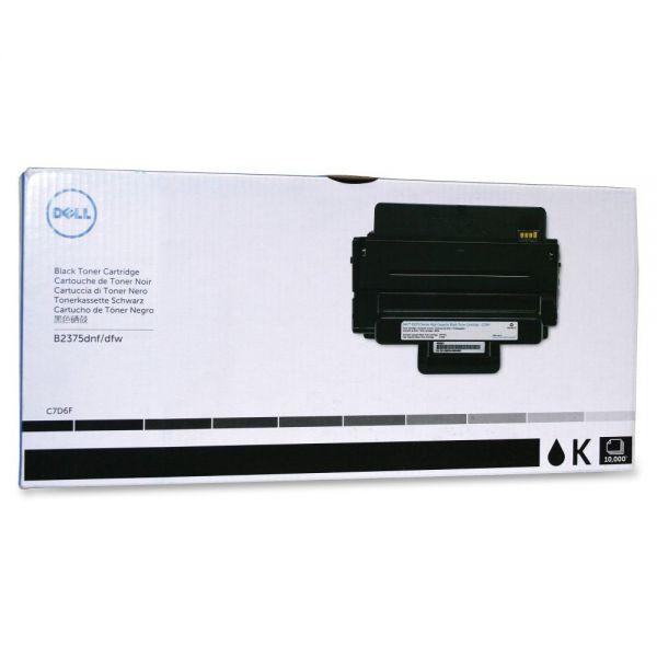 Dell C7D6F High-Yield Black Toner Cartridge