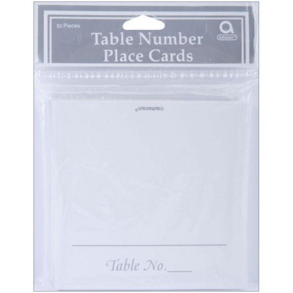 Place Cards 50/Pkg