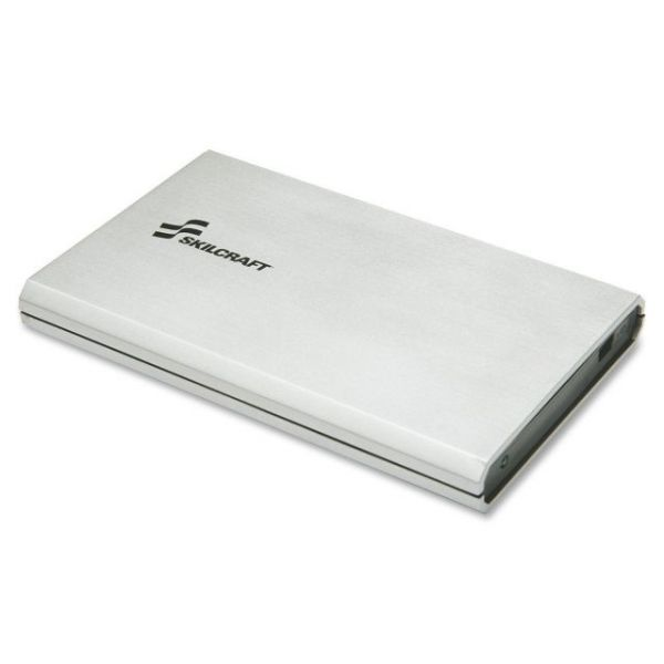 SKILCRAFT 500 GB Portable External Hard Drive