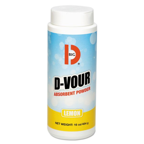 Big D D-Vour Absorbant Powder