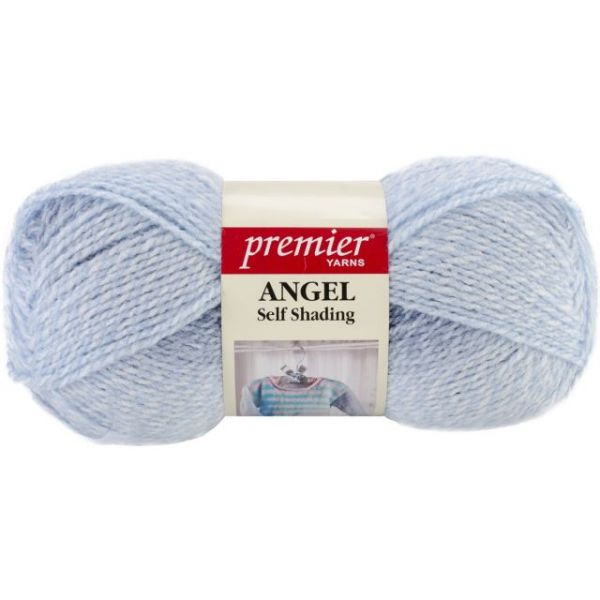 Premier Angel Yarn - Blue Jean Baby