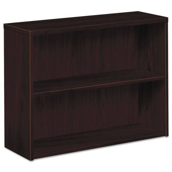 HON 10500 Series 2-Shelf Bookcase