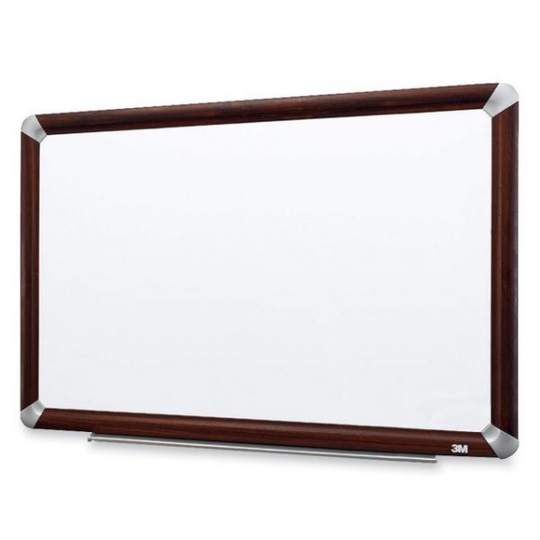 3M Elegant Syle 8' x 4' Dry Erase Board