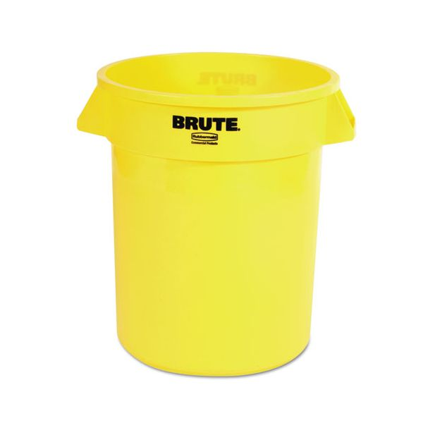 Rubbermaid Round Brute Trash Can