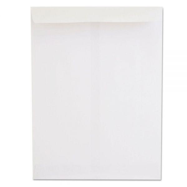 Universal Catalog Envelope, Center Seam, 9 x 12, White, 250/Box