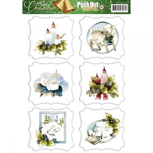 Find It Trading Precious Marieke 3D Topper Sheet