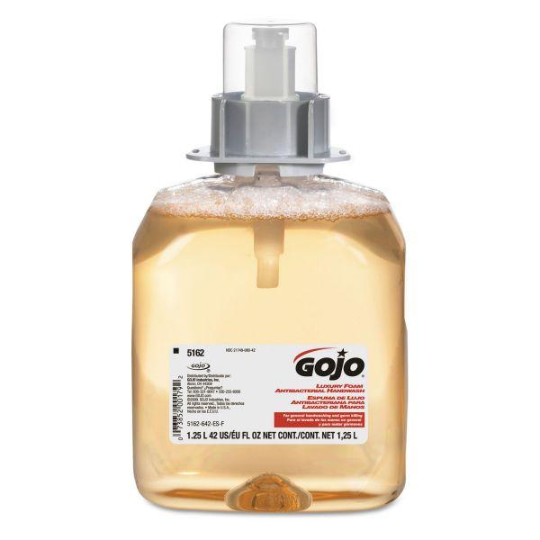 GOJO FMX-12 Luxury Foam Anti-Bacterial Hand Soap Refills