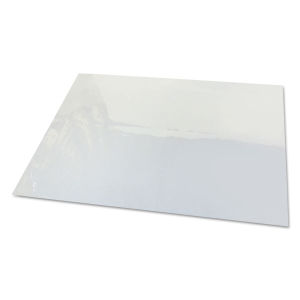 Artistic Second Sight Clear Plastic Desk Protector, 40 x 25