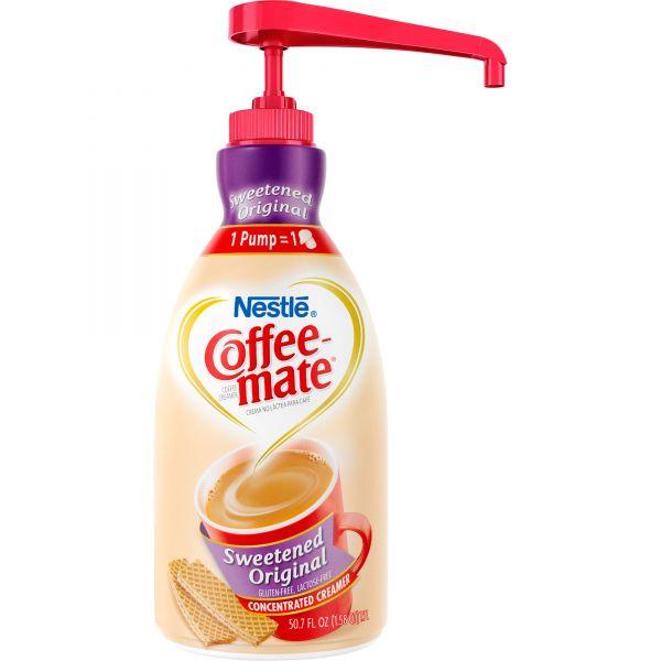 Coffee-Mate Sweetened Original Coffee Creamer