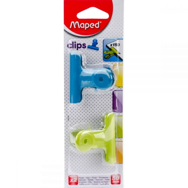 Binder Clips 2/Pkg