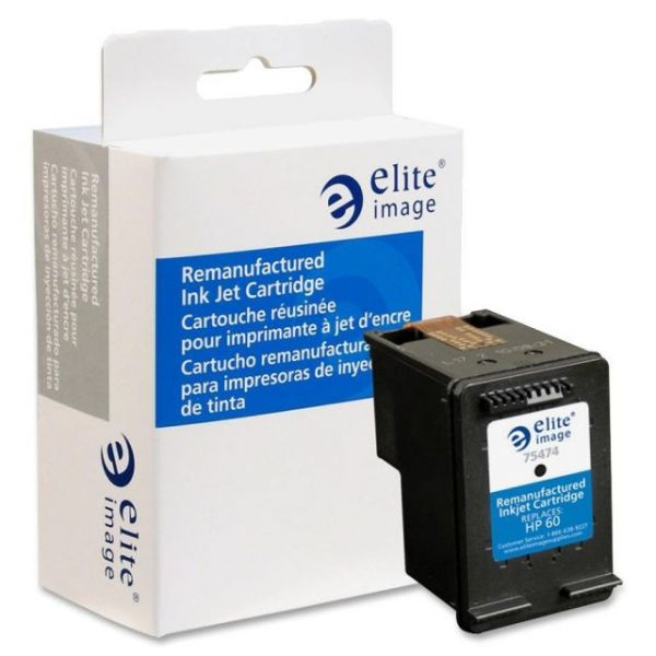 Elite Image Remanufactured HPCC640WN Ink Cartridge
