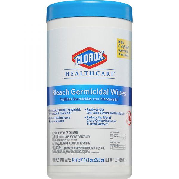 Clorox Bleach Germicidal Wipes