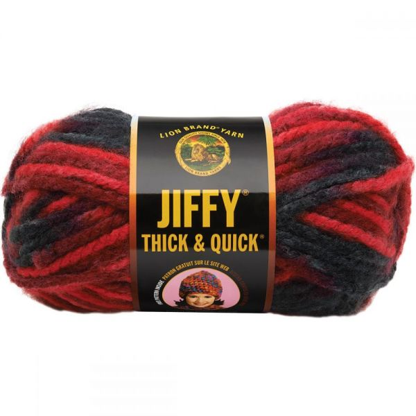 Lion Brand Jiffy Thick & Quick Yarn