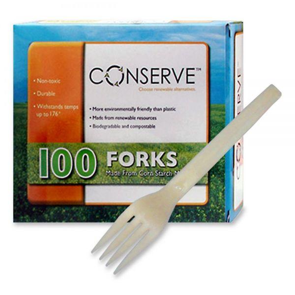 Baumgartens Corn Starch Forks