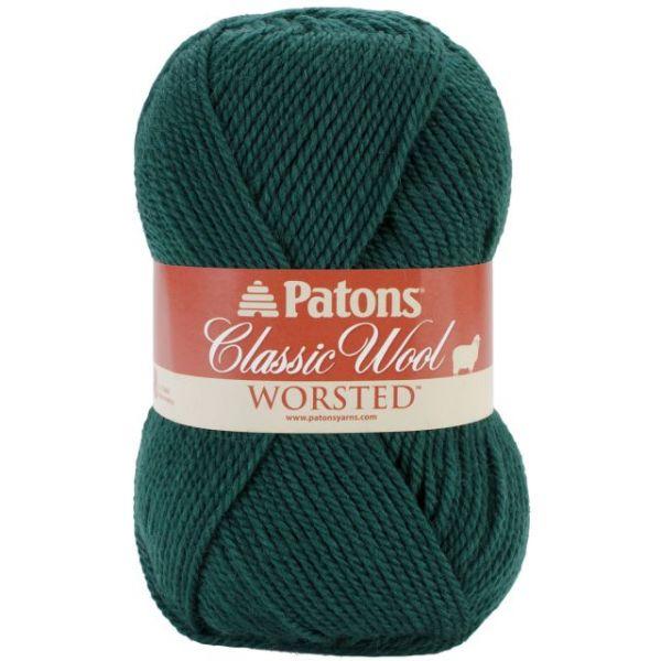 Patons Classic Wool Yarn - Evergreen