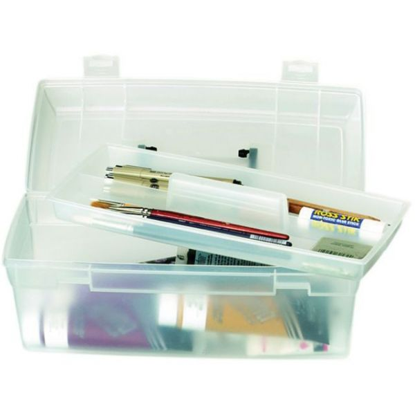 ArtBin Essentials Lift-Out Box W/Handle