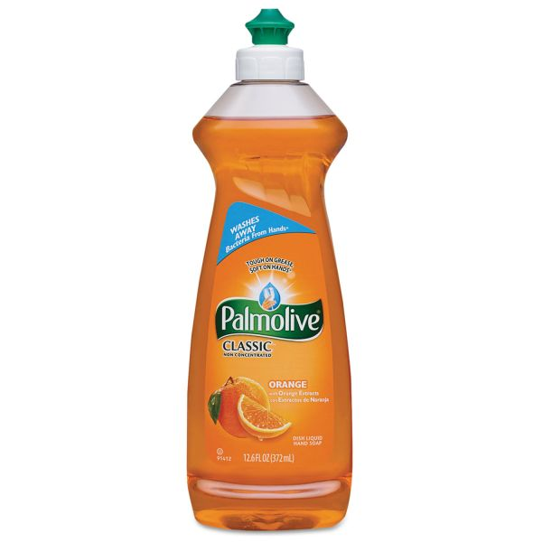 Palmolive Dishwashing Liquid w/Orange Extracts