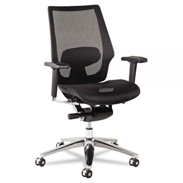 Alera K8 Series Ergonomic Multifunction Mesh Office Chair