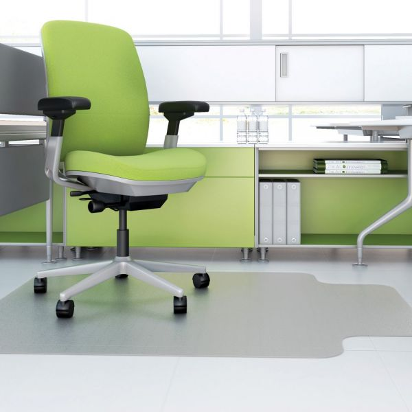Deflect-o EnvironMat Recycled Hard Floor Chairmat