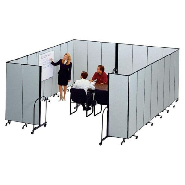 Screenflex FREEstanding 11 Panels Portable Partition