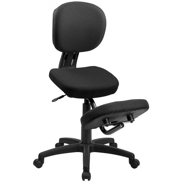 Flash Furniture Mobile Ergonomic Kneeling Posture Task Chair